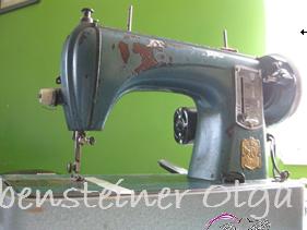 """бытовая швейная машина""""моя старушка"""""""